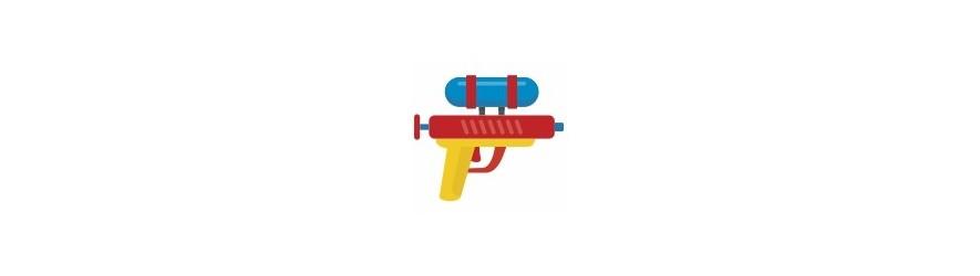 Pistolas agua