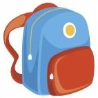 Maletín y mochila