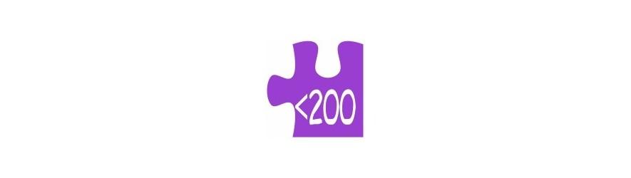 Hasta 200 piezas