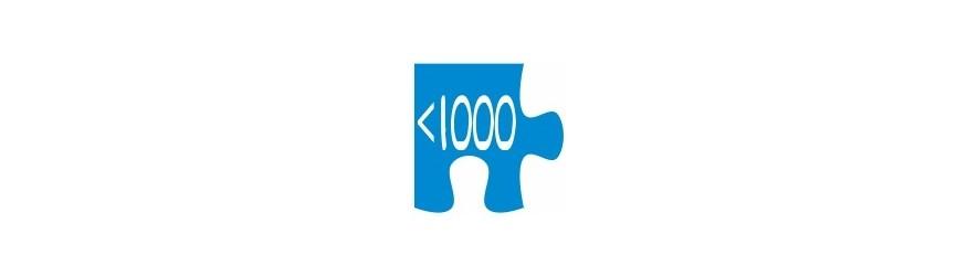 Hasta 1000 piezas