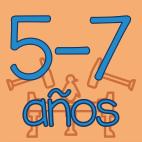5-7 años